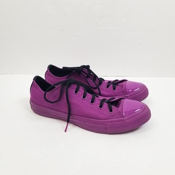 Converse Shoes   Converse X Opi Purple